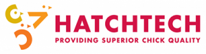 HatchTech's logo, Hatchtech supply hatchery equipment to customers worldwide.