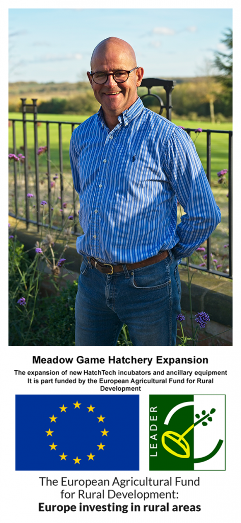 James Singlehurst Founder and owner of Meadow Game.